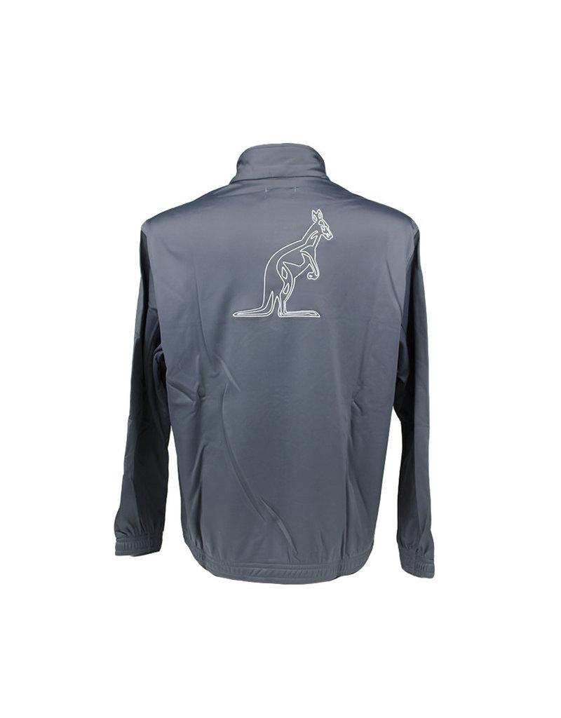 Australian Australian Trainingsjacke mit Streifen (Antracite/Black)