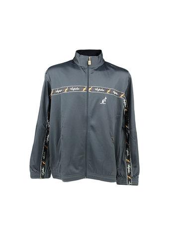 Australian Australian Track Jacket with tape (Grey/Black)