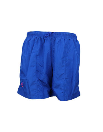 Australian Australian Swimming Shorts (Blue/Neon Red)