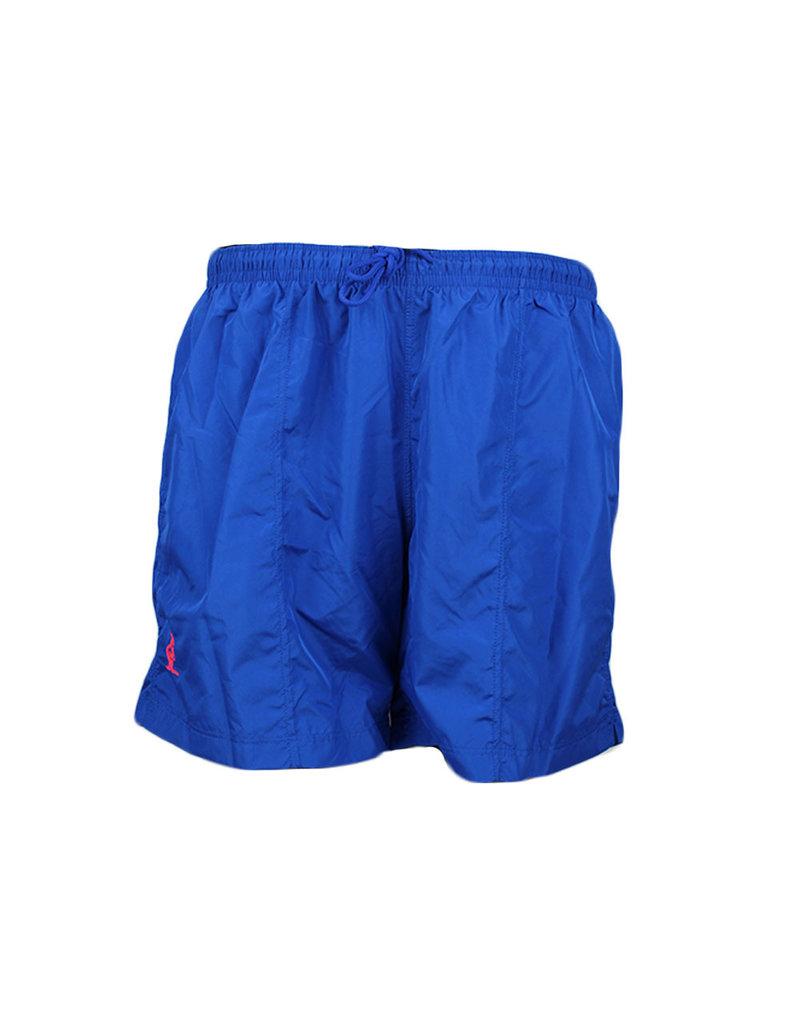 Australian Australian Swimming Shorts (Blue/Neon Red)