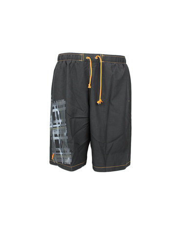 Australian Australian Swimming Shorts (Black/Orange)