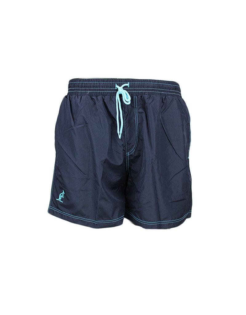 Australian Australian Swimming Shorts (Navy/Turqoise)