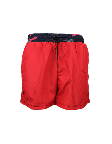 Australian Australian Swimming Shorts (Red/Black Camo)