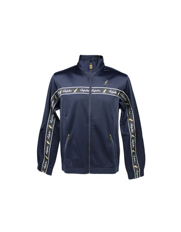 Australian Australian Track Jacket with tape (Navy/Black)