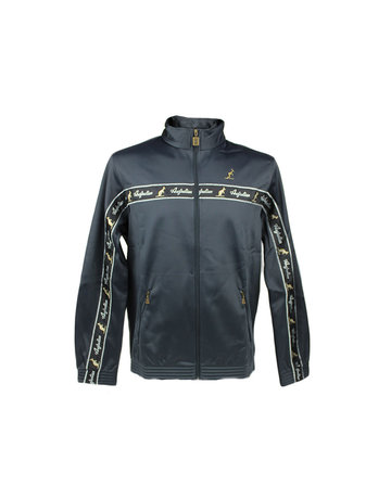 Australian Australian Track Jacket with tape (Titanium Grey/Black)
