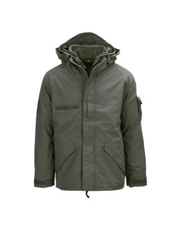 101 INC 101 INC Military Parka Jacket (Green)
