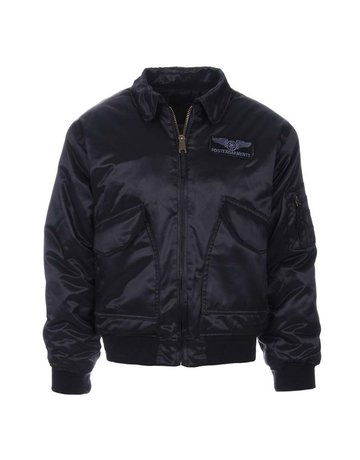 Fostex Garments Fostex Garments CWU Heavy Jacket (Black)