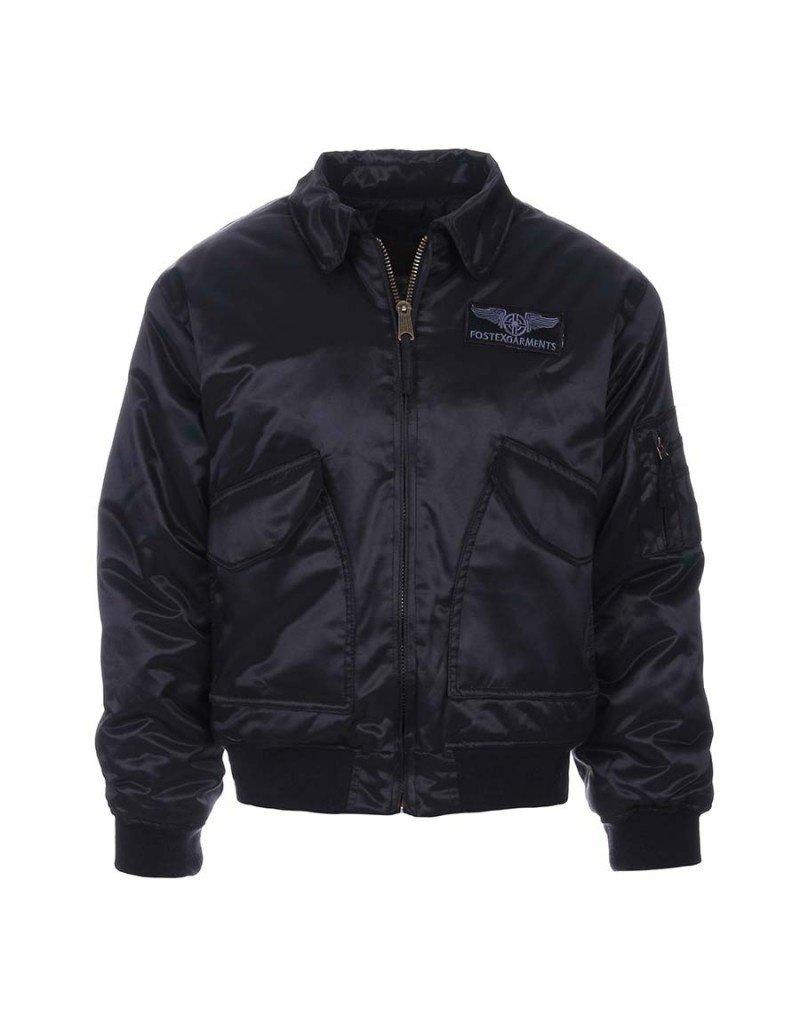 Fostex Garments Fostex Garments CWU Heavy Jacket (Black)