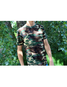 Fostex Garments Fostex Garments T-Shirt Fostee Camo (Woodland)