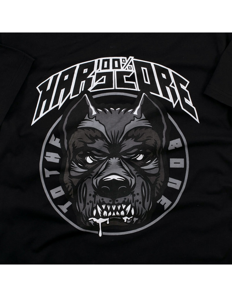 100% Hardcore 100% Hardcore T-Shirt 'Dog to the Bone'