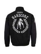 100% Hardcore 100% Hardcore Harrington Jacket 'Standing The Ground'