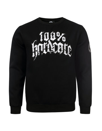 100% Hardcore 100% Hardcore Crew Sweater 'Standing The Ground'