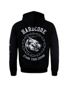 100% Hardcore 100% Hardcore Hooded Zipper 'Stand Your Ground'