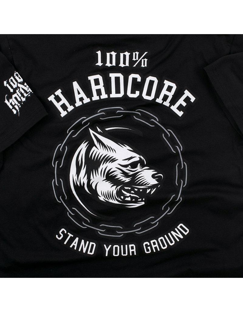 100% Hardcore 100% Hardcore T-Shirt 'Stand Your Ground'