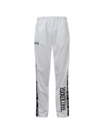 100% Hardcore 100% Hardcore Trainingsbroek 'White'