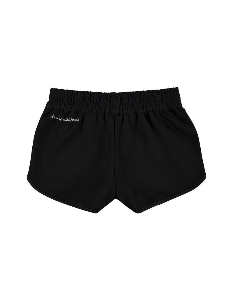100% Hardcore 100% Hardcore Women Hot Pants with tape