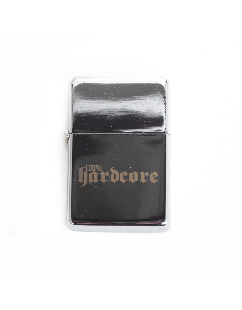 100% Hardcore 100% Hardcore Lighter 'Millennium Logo'