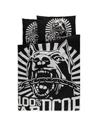 100% Hardcore 100% Hardcore Bettbezug 'Limited Edition' (220x200cm)