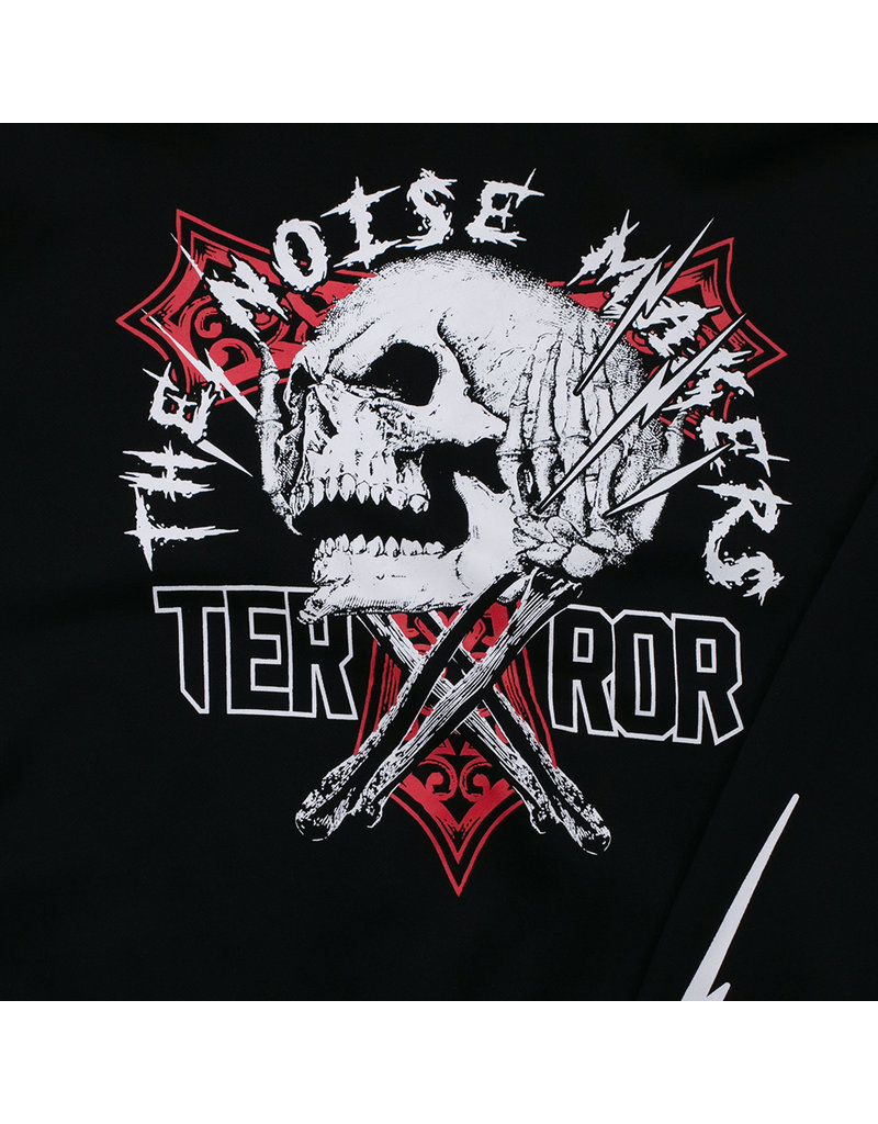 Terror Terror Hooded Zipper ' The Noisemakers'