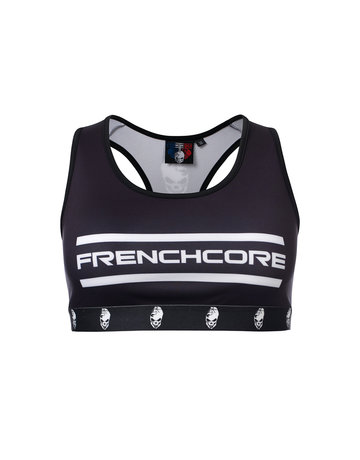 Frenchcore Frenchcore Frauen Singlet Sport Top 'The Brand'