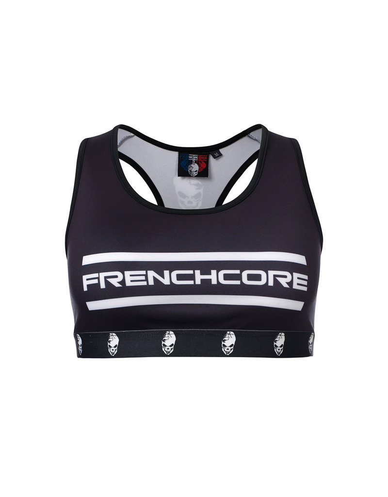 Frenchcore Frenchcore Dames Sport Top 'The Brand'