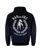100% Hardcore 100% Hardcore Luxe Windbreaker 'Standing The Ground'