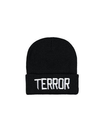 Terror Terror Beanie 'Worldwide MF'