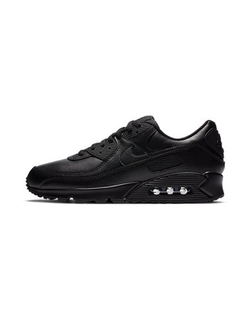 Nike Nike Air Max 90 Leather 'Triple Black'