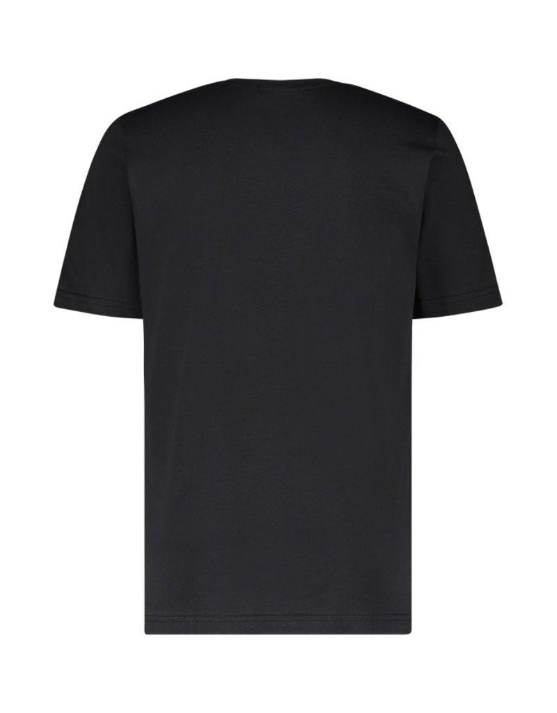Australian Australian T-Shirt Jersey with tape (Black/Black)