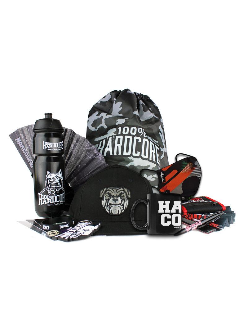 100% Hardcore Gabberwear Sint Gift Bag - Cadeautip!