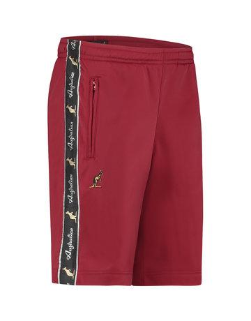 Australian Australian Bermuda Short (Burgundy/Black)