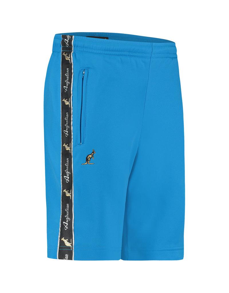 Australian Australian Bermuda Short (Capri Blue/Black)