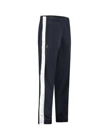Australian Australian Track Pants with tape (Navy Blue/White)