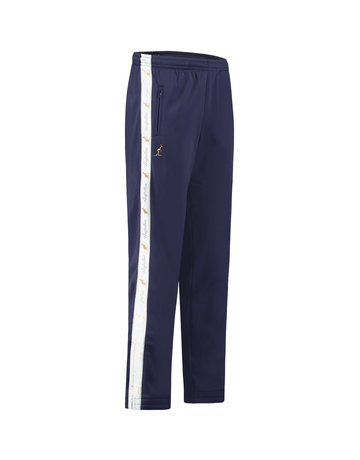 Australian Australian Track Pants with tape (Cosmo Blue/White)