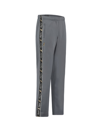 Australian Australian Trainingsbroek met bies (Steel Grey/Black)