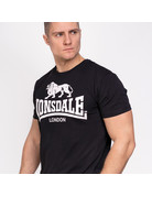 Lonsdale Lonsdale T-Shirt 'Logo' Black