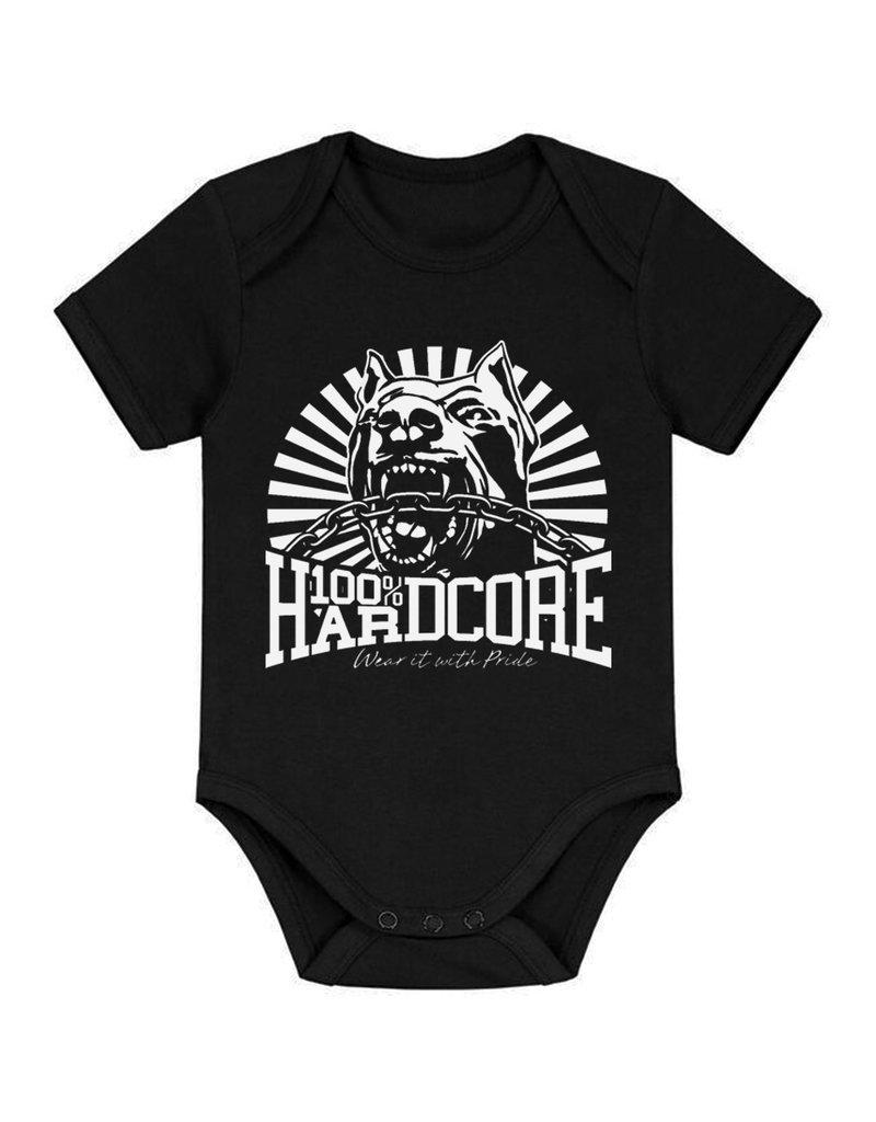 100% Hardcore 100% Hardcore Baby Romper