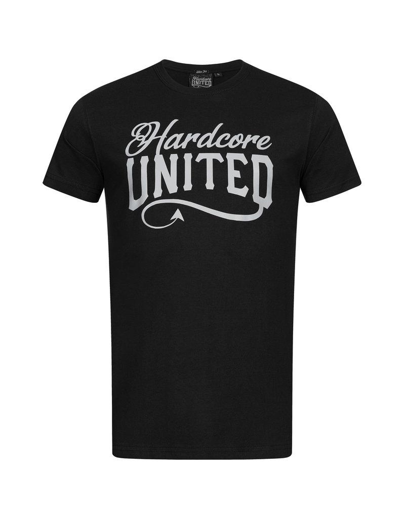 Hardcore United Hardcore United Slim Fit T-Shirt 'Reflect United'