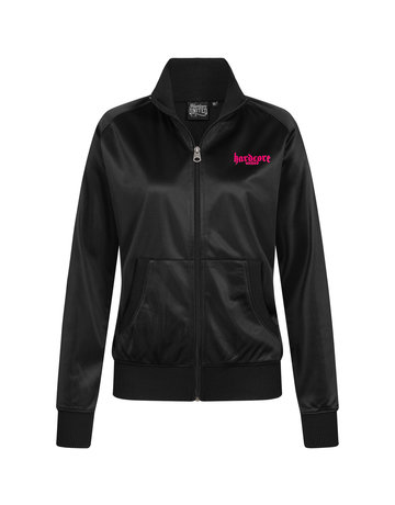 Hardcore United Hardcore United Ladies Trikot Fleece Jacket 'Pinky Linky'