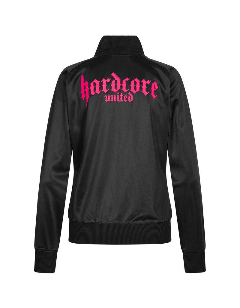 Hardcore United Hardcore United Ladies Trikot Fleece Jacket 'Pinky Linky'