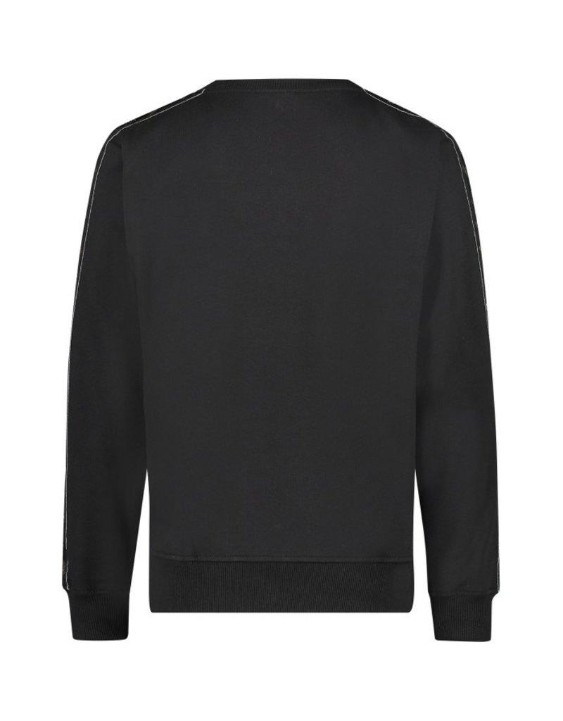 Australian Australian Sweater met bies (Black)