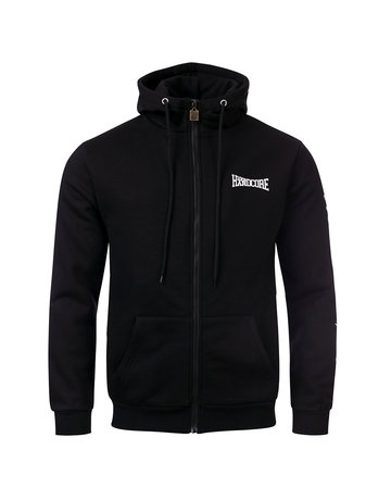 100% Hardcore 100% Hardcore Hooded Zipper 'Wear it With Pride'