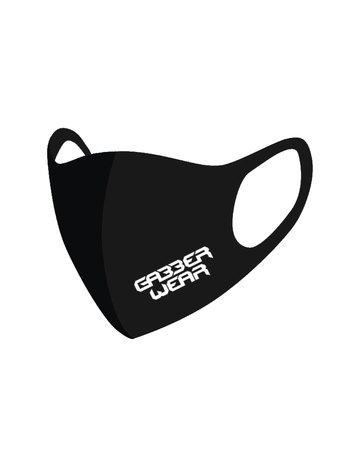 Gabberwear Gabberwear Face Mask Stretch 'Exclusive'