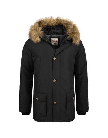 Lonsdale Lonsdale Mens Winter Jacket 'Streetlam'