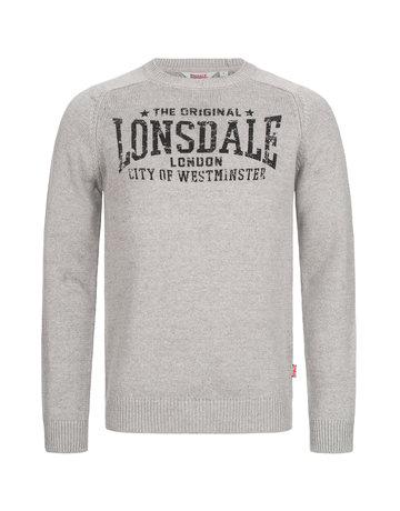 Lonsdale Lonsdale Herren Pullover 'Talgarreg'