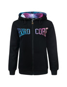 100% Hardcore 100% Hardcore Women Hooded Zipper 'Dream'