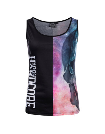 100% Hardcore 100% Hardcore Frauen Tank Top 'Dream Duo'