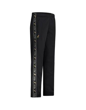 Australian Australian Track Pants with tape (Black/Black)