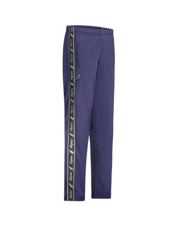 Australian Australian Track Pants with tape (Cosmo Blue/Black)