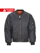 Fostex Garments Fostex Garments MA-1 Bomber Jack (GM Grey)
